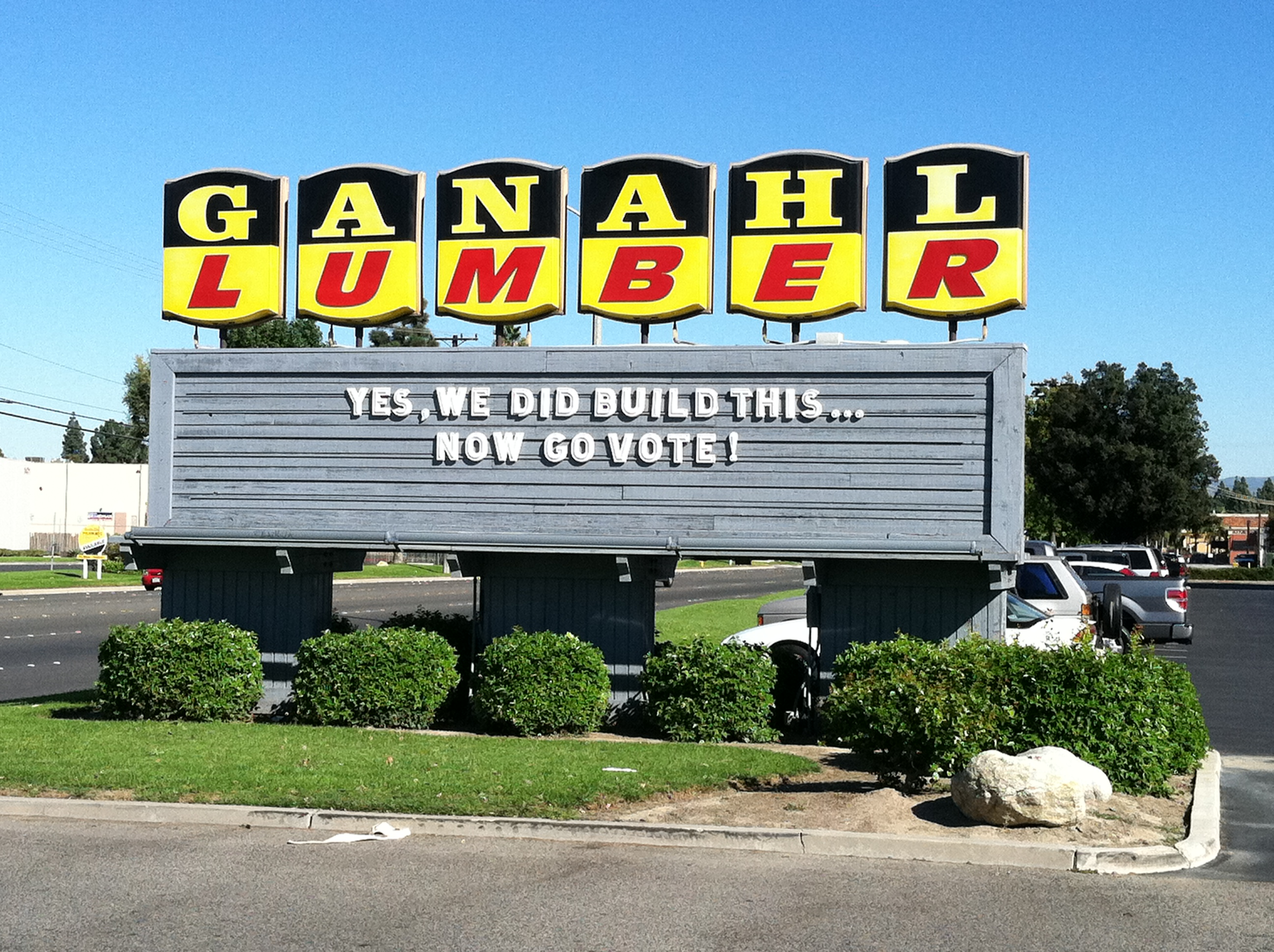 The flynn report insights for america 39 s pro lumberyards for Ganahl lumber